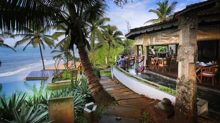 Niraamaya Retreats Surya Samudra, overlooking the beach, makes for a relaxing stay