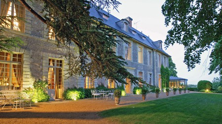 Expect opulence at the Château de Noirieux in Angers, France