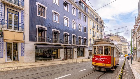 Exploring the city by tram is a must on a visit to Lisbon