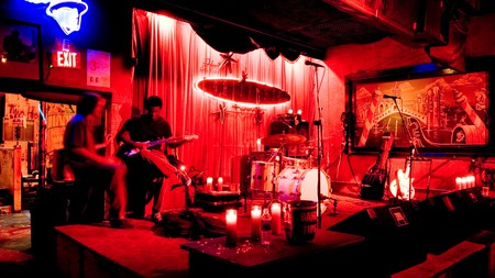 You can hear live acts every night of the week at clubs such as the Continental in Austin