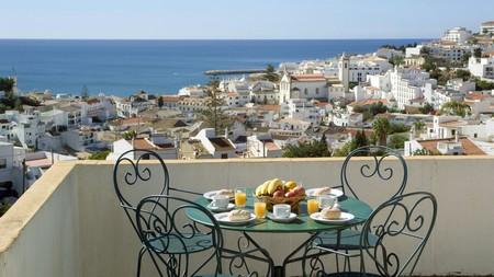 Alfagar Cerro Malpique offers splendid views over Albufeira, Portugal