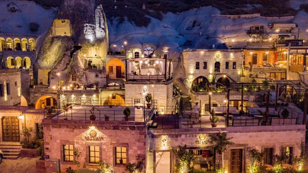 Artemis Cave Suites, one of the many outstanding places to stay amid the otherworldly landscapes of Cappadocia