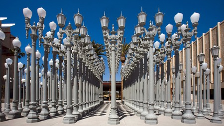 Make time for a stop at LACMA, LA's beloved modern-art museum