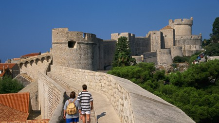 Walking the City Walls is a must on a trip to Dubrovnik