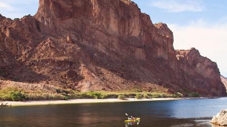 Countless spectacular natural wonders await beyond the glitz of Las Vegas