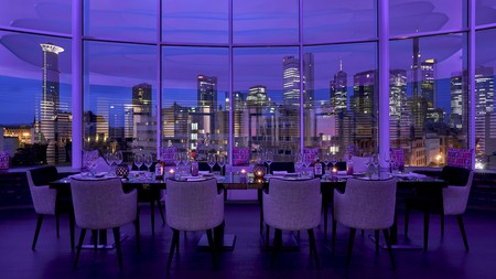 Tuck into chef The Duc Ngo's creative cuisine at the Burbank restaurant in Roomers Hotel