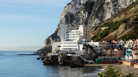 The four-star Caleta is located in the charming former-fishing community of Catalan Bay