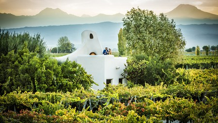 The best way to experience the magic of Mendoza is at one of its all-inclusive resorts like the Cavas Wine Lodge