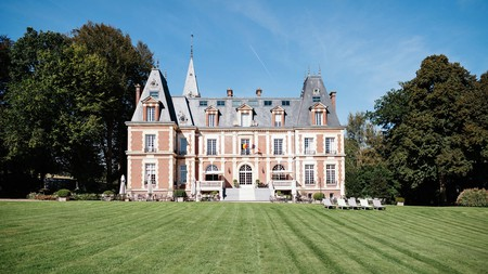 Rouen has a small-town feel and a selection of chic boutique properties, like the impressive Château de Belmesnil