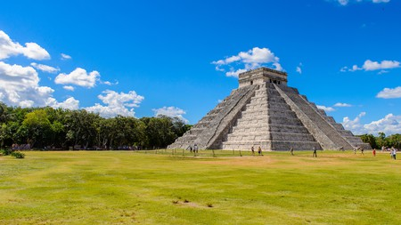 The majority of Mexico's Mayan ruins, like the magnificent Chichén Itzá, can be found on the Yucatán Peninsula