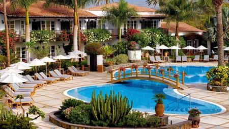 Five-star comfort and luxury awaits at the Seaside Grand Hotel Residencia, near Maspalomas beach