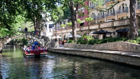 Head to San Antonio, Texas, to stroll the charming River Walk