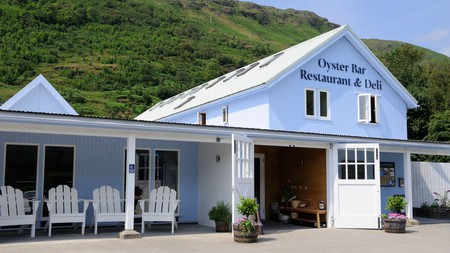 The Loch Fyne Oyster Bar is one of your top dining options on the Scottish Seafood Trail