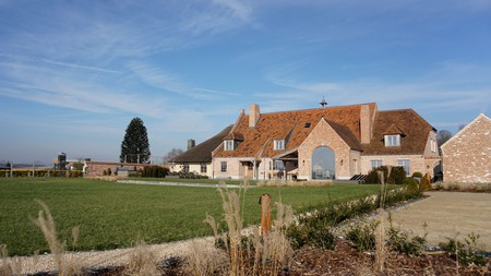 De Brakelhoen offers a luxurious and relaxing stay for you and your partner