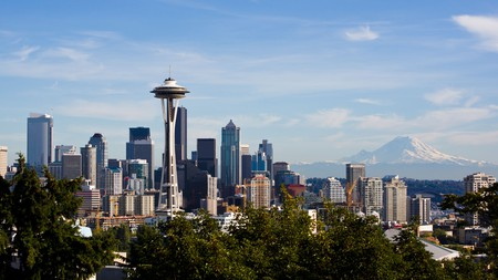 The combination of natural beauty and innovative urban design makes Seattle one of the most picturesque places in the US