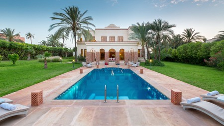 Leave your stress behind and check into one of Morocco's spa hotels and wellness retreats
