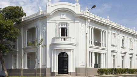 Set in the bohemian Barranco district, Hotel B was Lima's first-ever boutique hotel