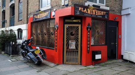 Flamin' Eight in North London has been around since 1998