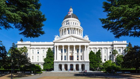 The California State Capitol is both a museum and working seat of government