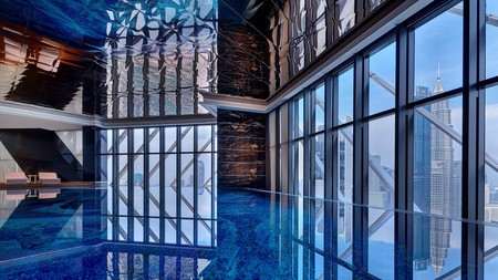 The Element has the distinction of being the tallest eco-friendly hotel in Kuala Lumpur