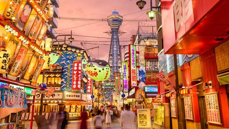 Osaka is one of the best destinations in Japan for budget travellers