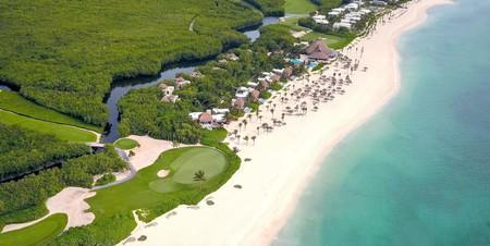 Enjoy the spectacular natural wonders of the Riviera Maya at Fairmont Mayakoba Riviera Maya