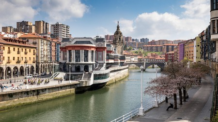 Bilbao's Casco Viejo is filled with cute bed and breakfasts and small boutique hotels