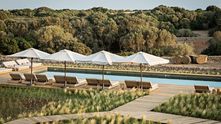 The Fontenille Menorca is set in the rural south of Menorca, Spain
