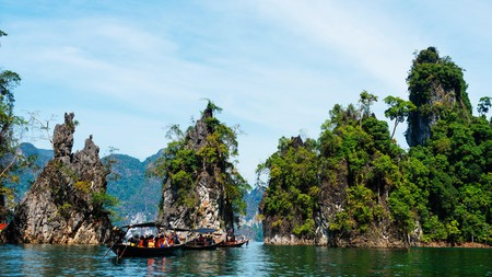 If you want to tour the many natural wonders in Thailand, such as the Khao Sok National Park, select your holiday dates carefully