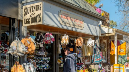 Souvenir shopping in Hahndorf, in South Australia's picturesque Adelaide Hills