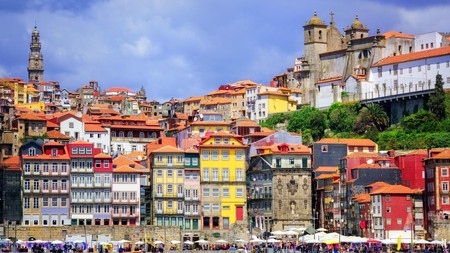Ribeira is one of the many charming neighbourhoods in Porto worth exploring