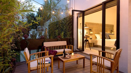 Coyoacan is home to an increasing number of smart boutique hotels such as the H21 Hotel Boutique