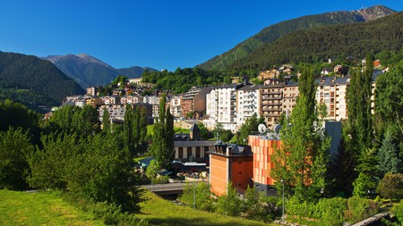 La Massana is the gateway to Andorra's Vallnord ski area, with plenty of accommodation options