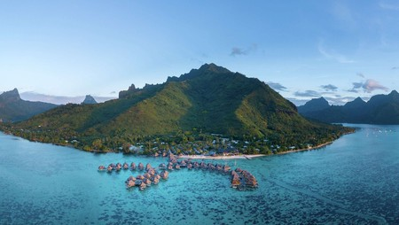 From emerald lagoons to volcanic mountains, the atolls of French Polynesia are the gems of the Pacific