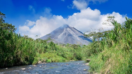 The Arenal Volcano in Costa Rica has been captivating people with its beauty for thousands of years