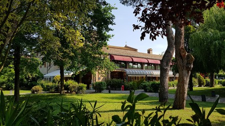Hotel Classensis is just a short drive from Ravenna and its Unesco-listed sites