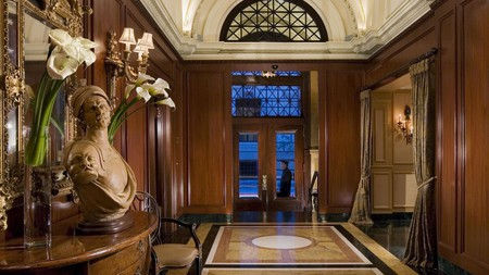 Stay in historical surrounds when you book the St-James Montréalhero, in Old Montreal