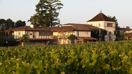 Les Sources de Caudalie is set in a 600-year-old vineyard