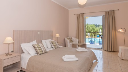 Zakynthos offers an array of budget-friendly places to stay such as Hotel Varres