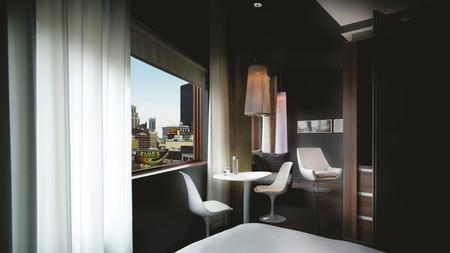 Keep your visit to Montreal inexpensive with a stay at Hotel Zero 1