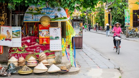Hoi An, Vietnam's second city, has everything you could wish for: beaches, rice fields and a vibrant Old Town – not to mention a host of luxurious boutique hotels