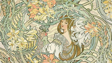 For a great memento of your time in Prague, pick up a reproduction art print by Alphonse Mucha