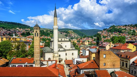 The Old Town of Sarajevo reveals a layered, diverse history