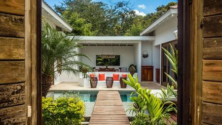San Ignacio offers calm seclusion amid the forest canopy