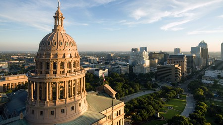 Austin, home to the the Texas State Capitol, is a vibrant city with a rich and storied past