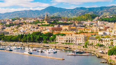 Sicily's third-largest city overlooks the Strait of Messina and offers an array of top-notch places to stay