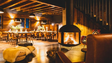 Relax after a long day of hitting the slopes with an indulgent stay in Andorra