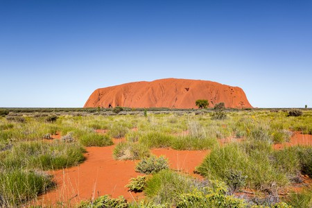 Visitors are no longer permitted to climb Uluru, one of the most important Aboriginal sacred sites in Australia