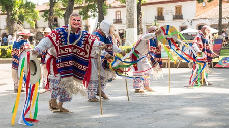 Traditional and folkloric dances are hugely popular in Mexico