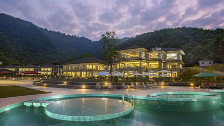 From bustling city to base-camp trail, Nepal has a range of luxury hotels to suit any holiday plans